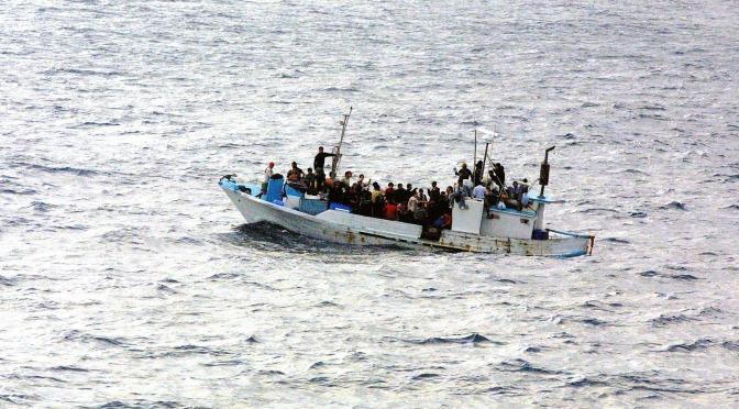 Mon parcours d'immigrante: le départ