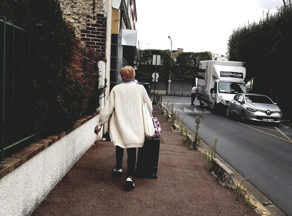 Quitter Paris: sauter lepas!