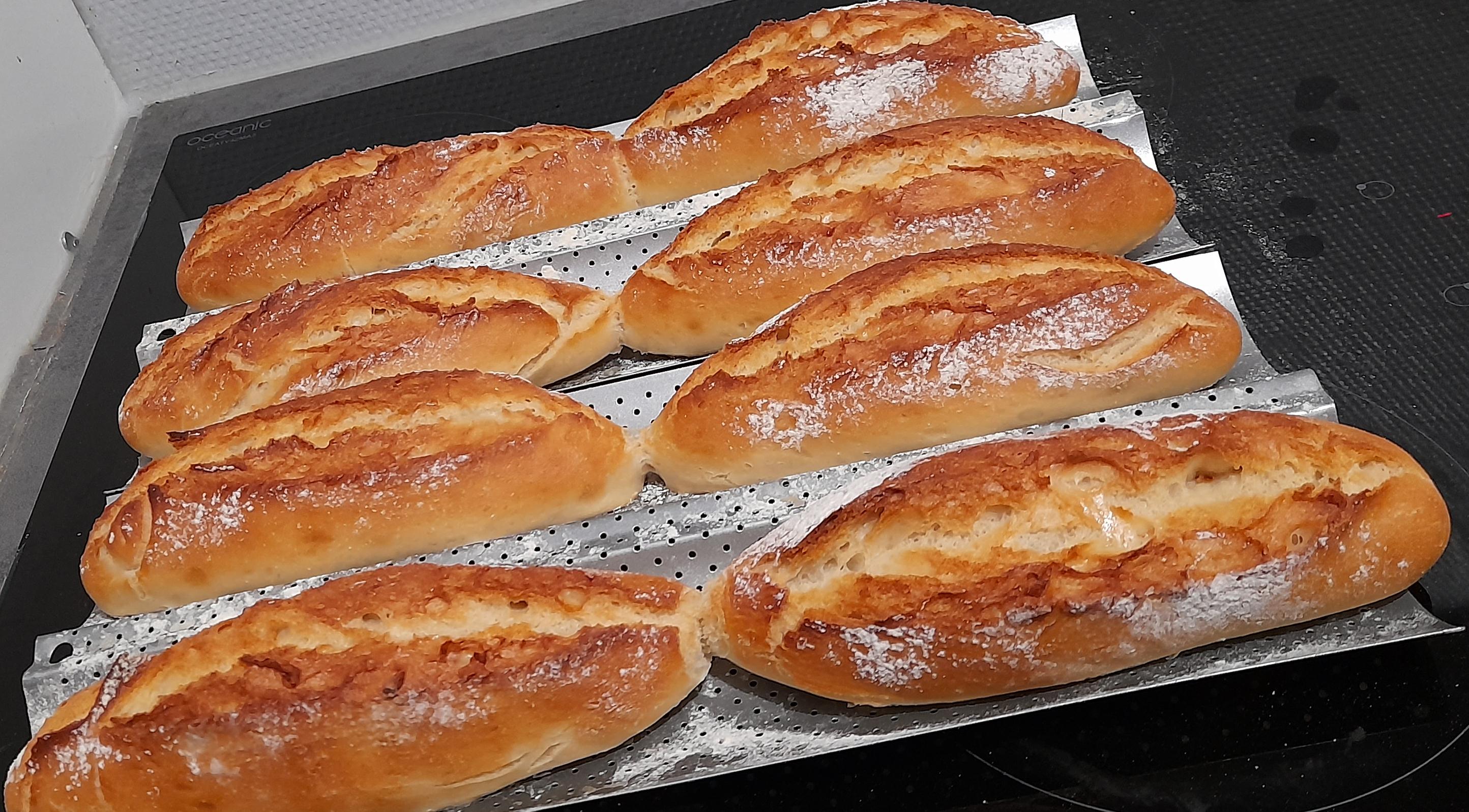 Petits pains maison (recette facile)